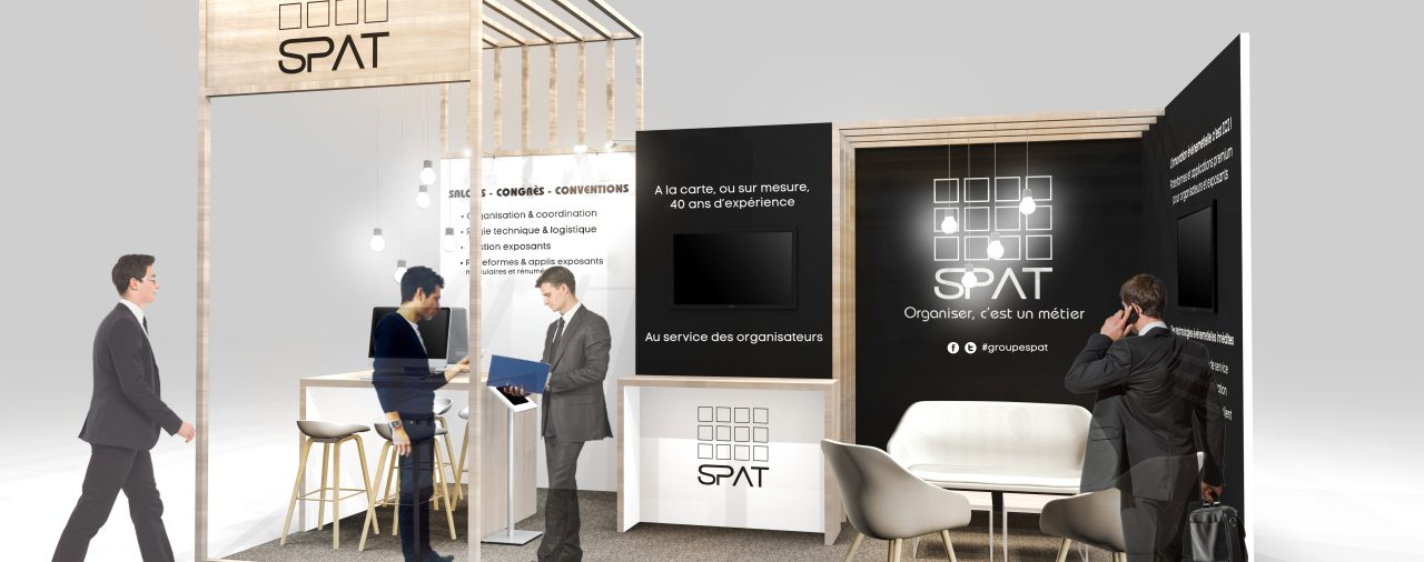 SPAT, GIVE YOU AN APPOINTMENT AT THE HEAVENT 2017 SHOW, STAND M34