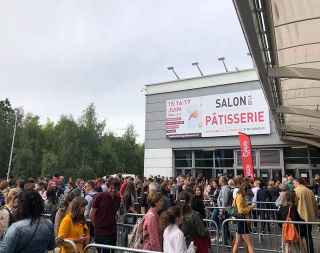 Le Salon de la Pâtisserie 2018