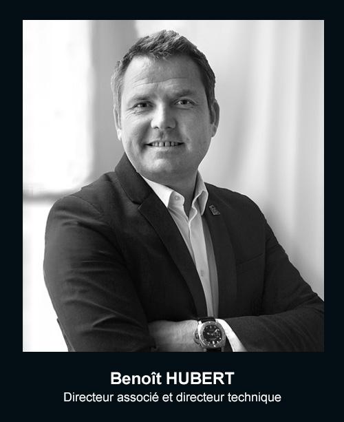Benoît HUBERT