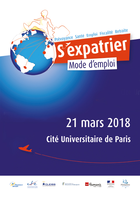 S'EXPATRIER MODE D'EMPLOI - PARIS
