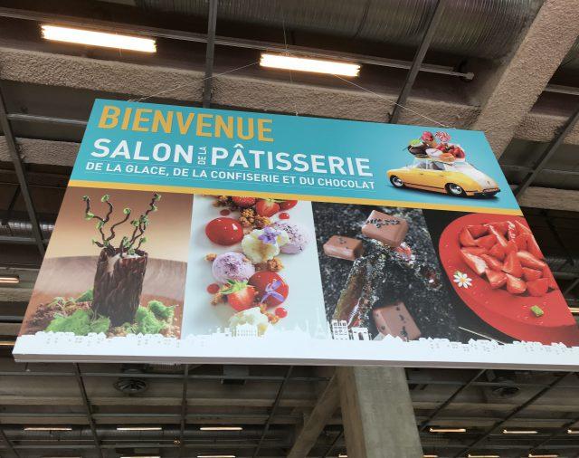 SPAT, Régie Technique et logistique, gestions des exposants du Salon de Pâtisserie