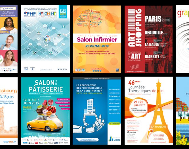 SPAT: 20 SALONS & CONGRESSES IN MAY AND JUNE IN PARIS AND PROVINCE!