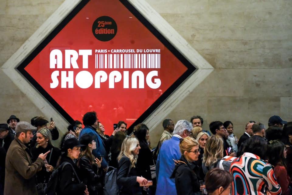 SPAT régie technique et logistique & Gestion exposants de ART Shopping.