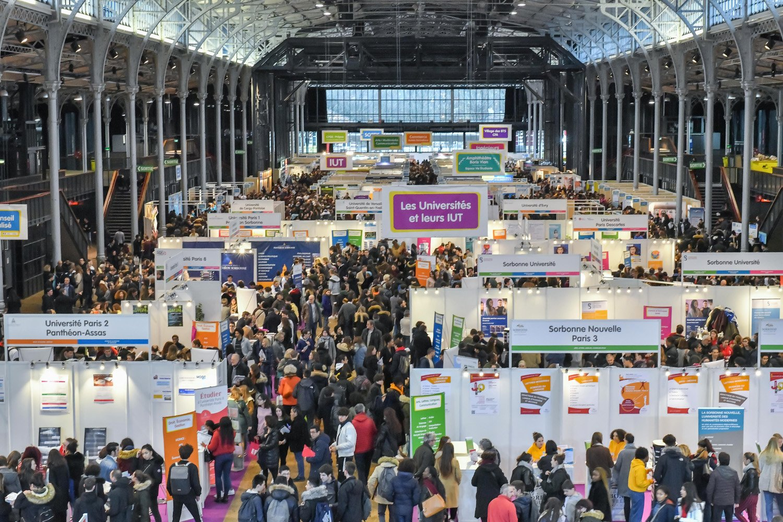 Salon Postbac 2020 et Congrès IDD 2020
